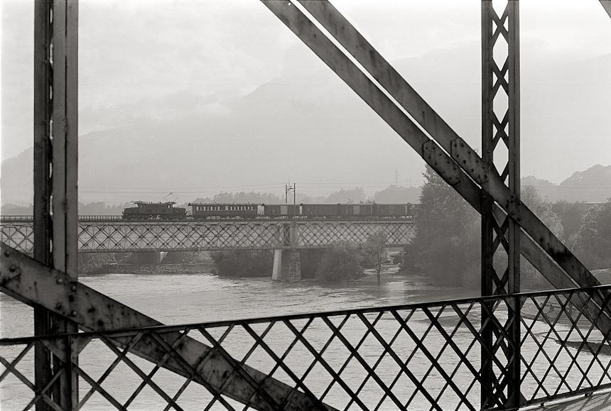 hinterrheinbrücke - reichenau