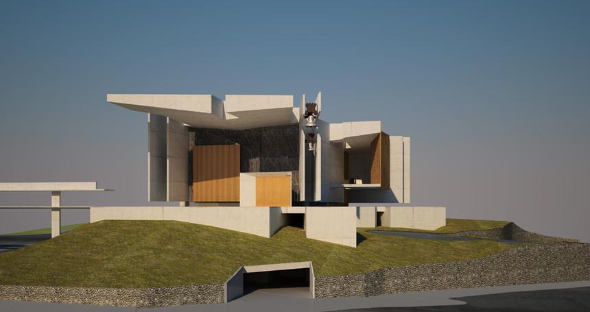 chiesa della natività - culican (mex)