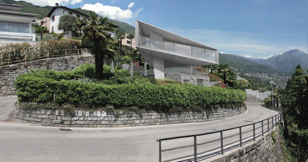 casa unifamiliare - locarno monti