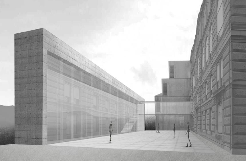 erweiterung kunstmuseum - bern